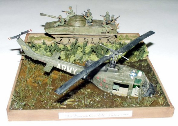 A QUICK LOOK AT THE IMPORTANT ROLE PLAYED BY USAF A-1 SKYRAIDERs IN VIETNAM