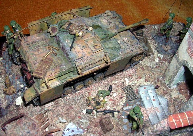 Quot Stug Iv In Normandy Quot France 1944
