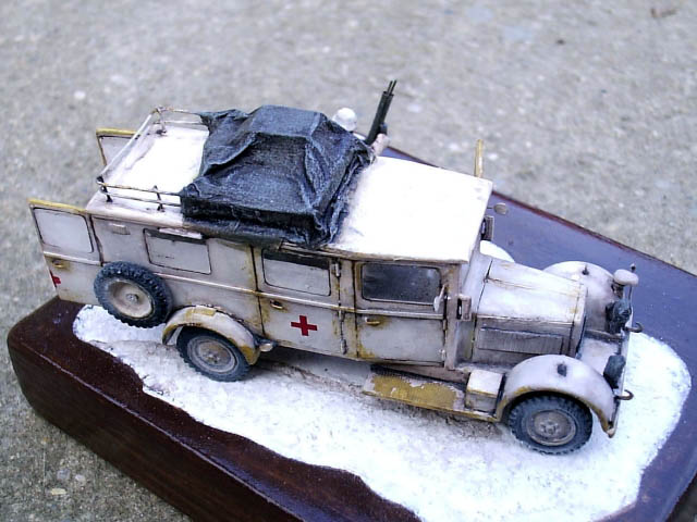 Ph 228 Nomen Granit 25h Ambulance