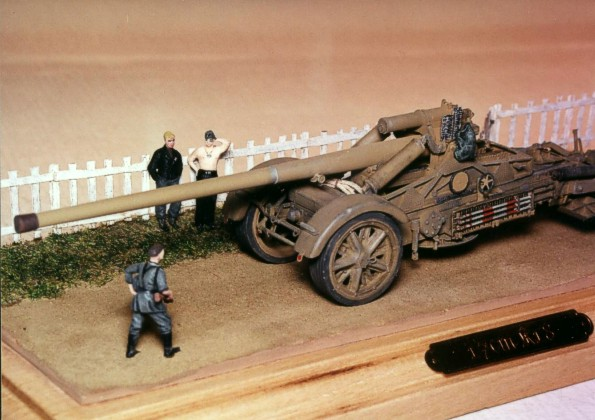 Howitzer 17cm K18