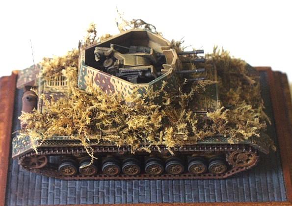 "Holland And Holland >> Flakpanzer IV ""Wirbelwind"""
