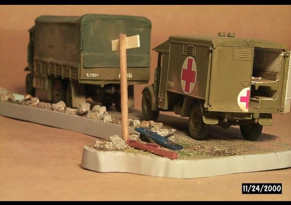 What Is A Lease >> Leyland Truck & Austin K2 Ambulance