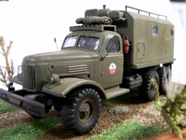 ZIL-157 Command