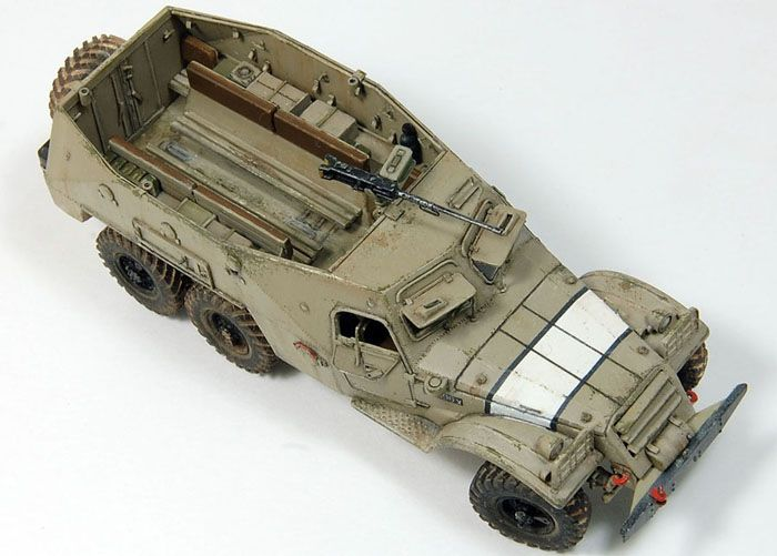 Small Scale AFV | Insp...